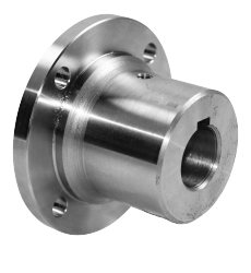6-Hole Flanged Elbe Universal Joint NEW Surplus!