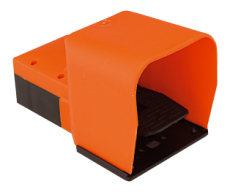 Fodpedal, mekaniske ventiler