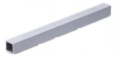 E+G GN 480.1-AL Firkantrør med eller uden skala