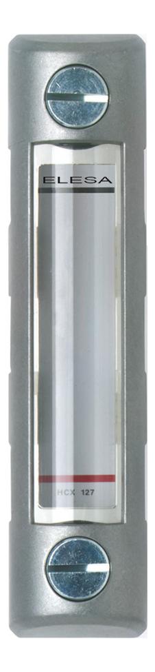 E+G Oliestandsglas HCX-P