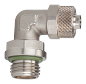 Pneumatik Metal Push-on fittings
