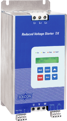 Softstarter RVS-DX digital