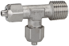 Pnematik Rustfaste Push-on fittings