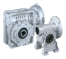 Gearboxes type VF and W