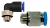 Push-in fittings (standard)